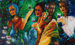 Cheers India Painting